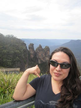 At the Blue Mountains , Jennifer A - December 2011