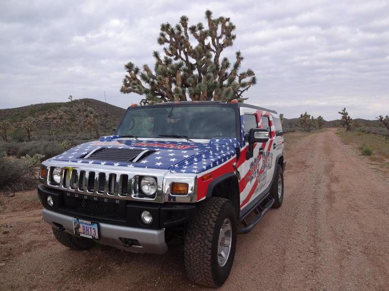The Hummer - Las Vegas