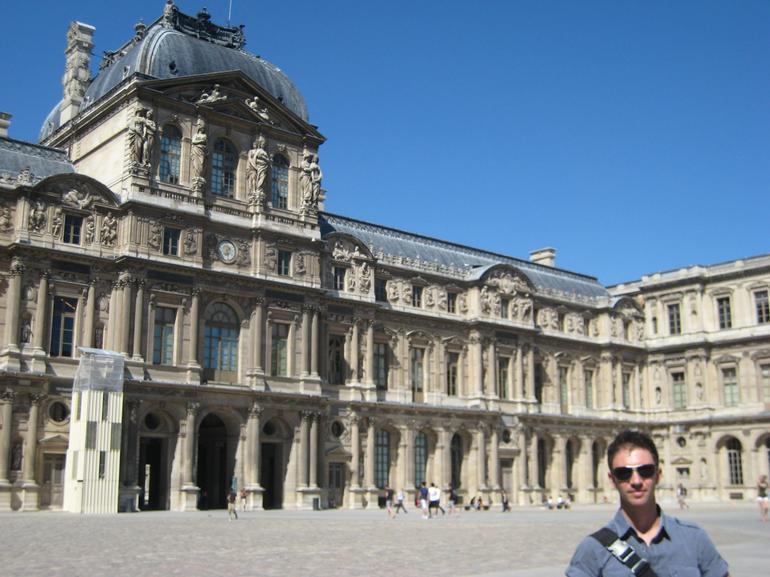 The Louvre, Paris - Paris