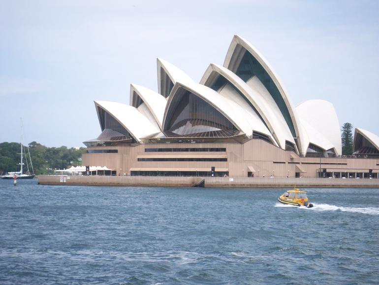 The Sydney Opera House - Sydney