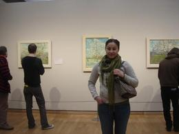 Van Gogh Museum., Sari G - February 2008