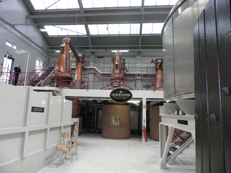 Whisky Distillery - Glasgow