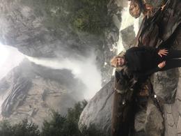 Yosimite Falls , Deborah P - June 2017