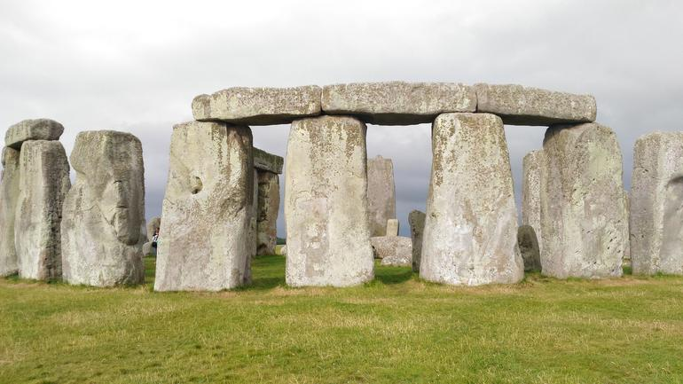 Stonehenge Inner Circle Access Day Trip from London Including Windsor photo 13