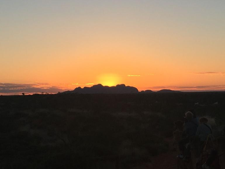 Uluru Camel Express, Sunrise or Sunset Tours photo 9