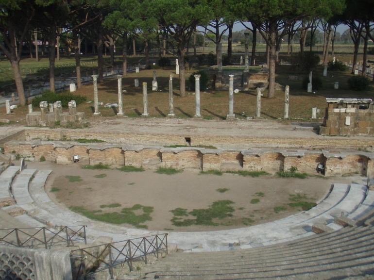 Antica Ostica Theatre - Rome