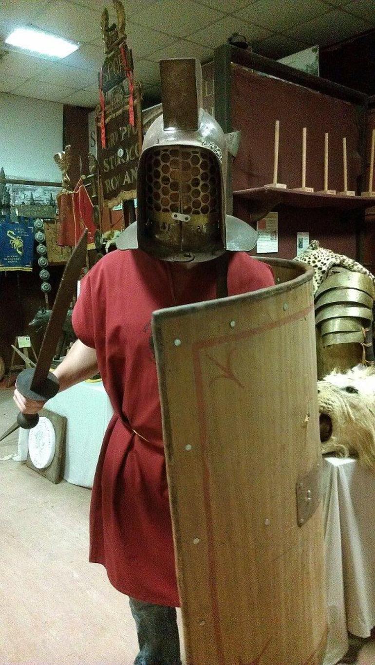 Armor - Rome