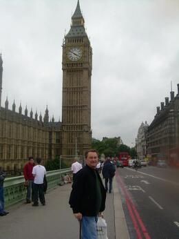 Big Ben., Neville B - August 2008