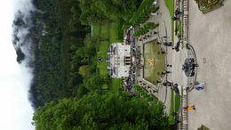 Lindberghof castle , IRINA P - June 2016