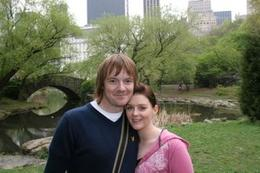 Love this picture as it has a great shot of the New York buildings in the background., Anne-Louise A - May 2008