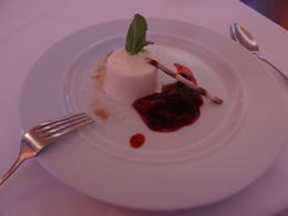 The dessert, which was excellent! , Ceej - July 2014