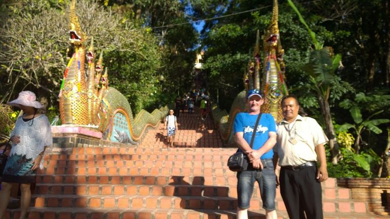 Chiang Mai City and Temples Half-Day Tour photo 22