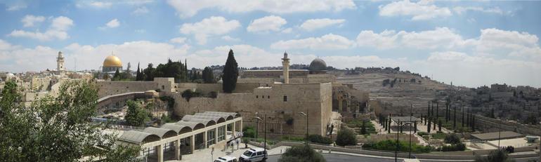 Dome - Jerusalem