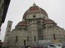 Vista lateral del Duomo de Florencia , lorena.zuniga - January 2015