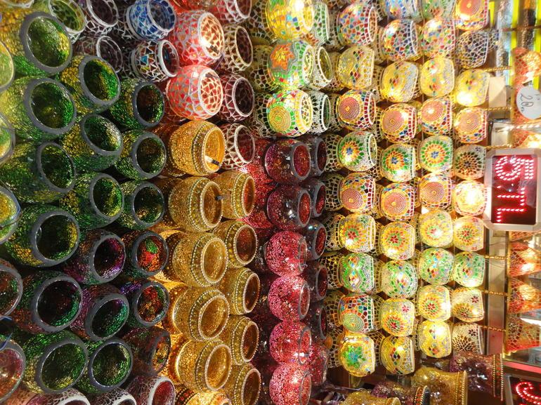 Istanbul's Egyptian Bazaar - Istanbul