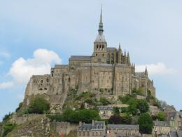 View of Mont Saint Michel in Paris., Ernie G - May 2010