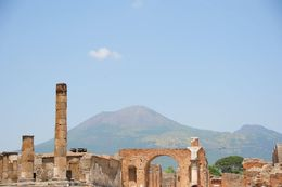 Pompeii ruins , Jennifer H - July 2016