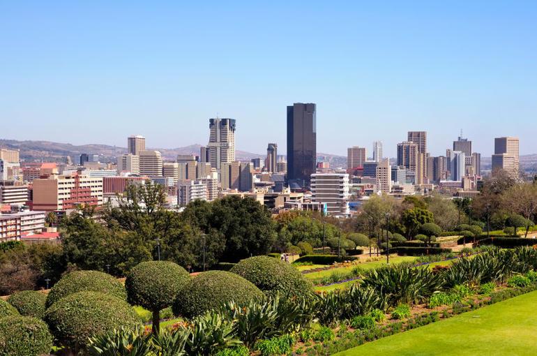 Pretoria Skyline -