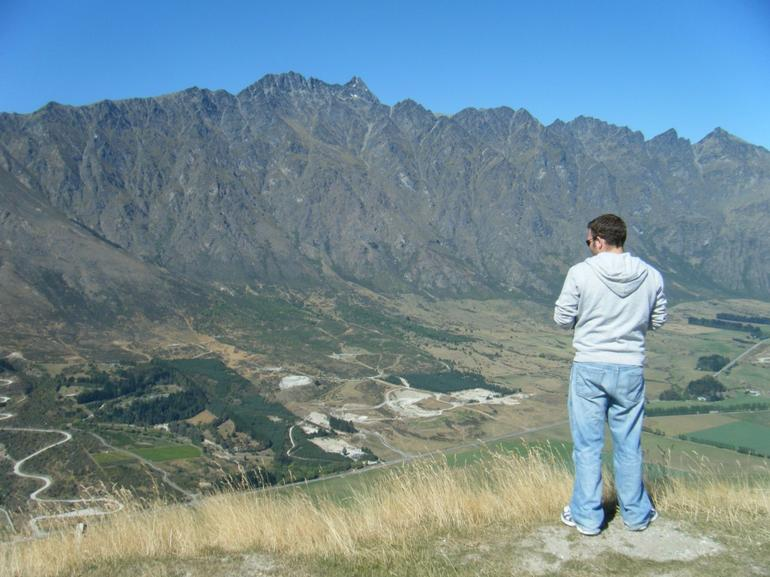 Remarkables mountains - Queenstown