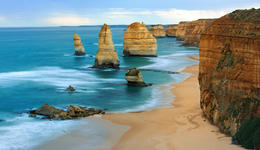 The 12 Apostles - August 2012