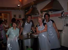 Yes my cooking group was the best!! We rocked. Nancy, Robert, Mary, and Shalonda., Shalonda S - June 2010