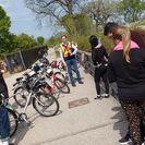 Excursión en bicicleta por los barrios de Lakefront de Chicago, Chicago, IL, ESTADOS UNIDOS