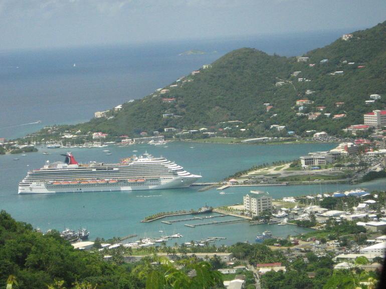 Tortola Harbour - British Virgin Islands