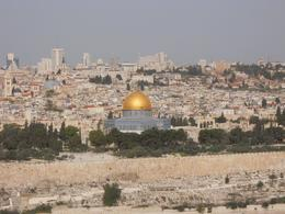 View of Dome of the Rock, Jerusalem - November 2011