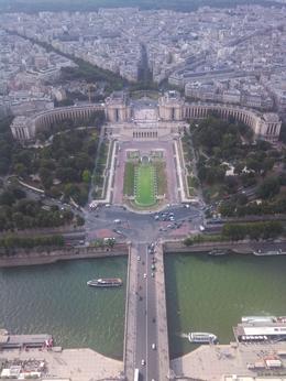 3er planta de la torre Eiffel , Mossy Pichardo - July 2013