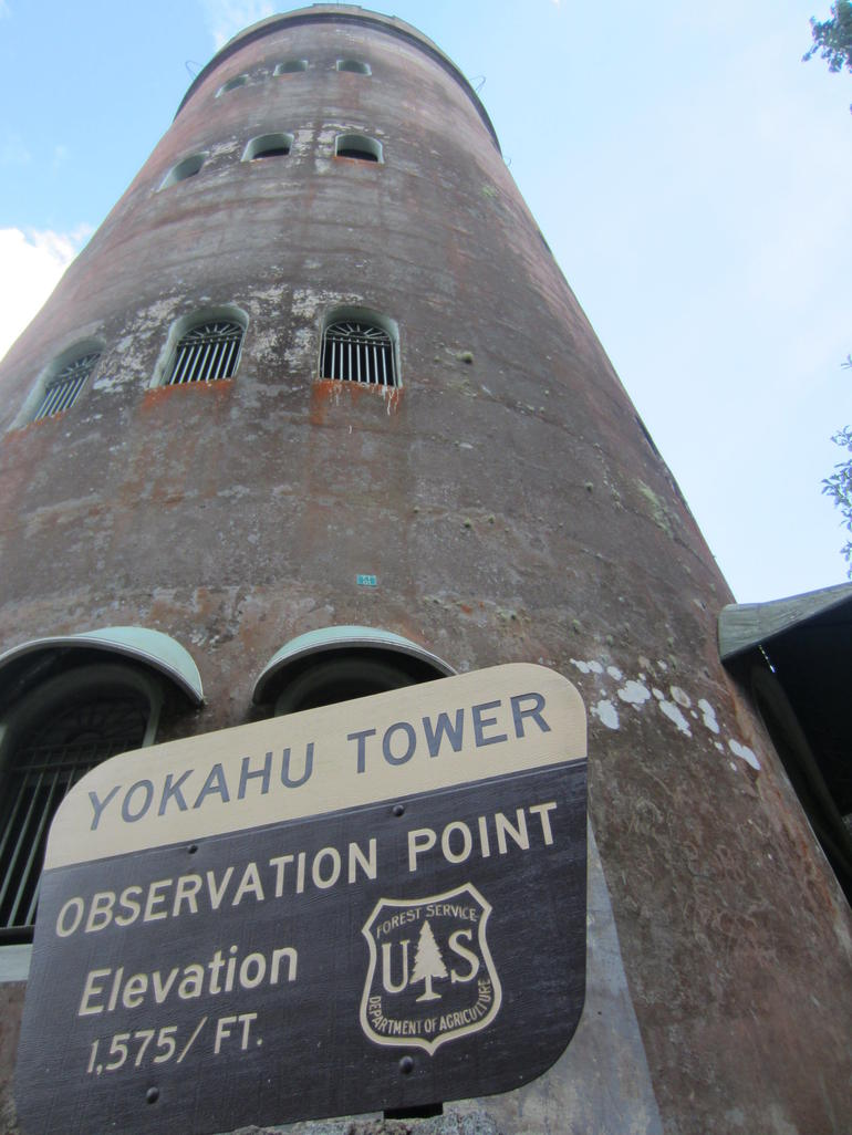 Yokahu tower - San Juan