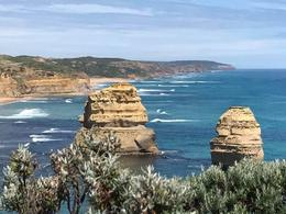 Twelve Apostles - you'll see this area -Great Ocean Road highlight , Allen R - January 2017