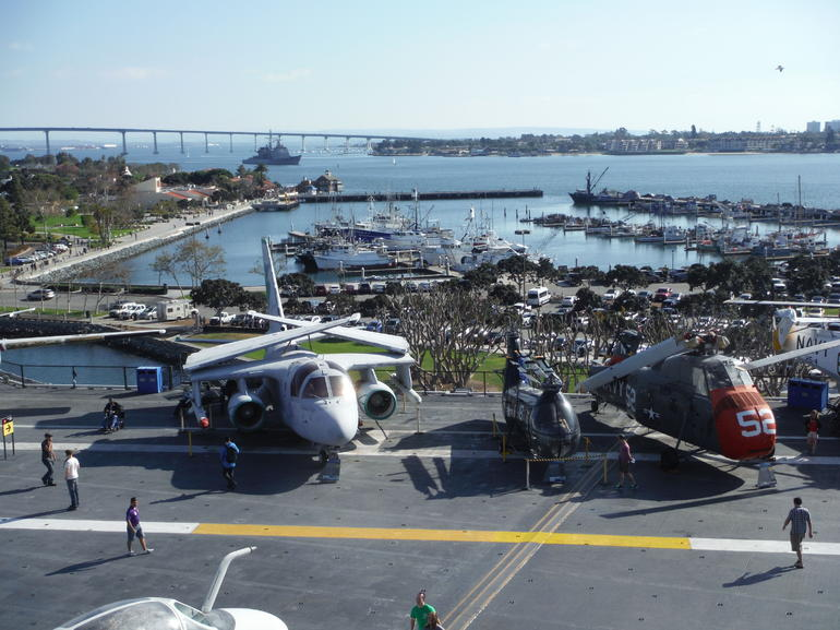 Skip the Line: USS Midway Museum Admission Ticket photo 24