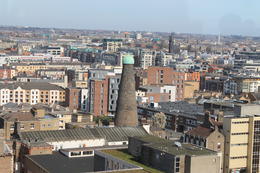 The view from the Gravity Bar at the top. , Steve - April 2017