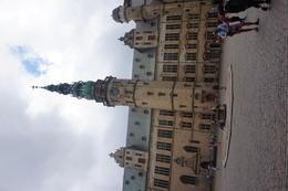visite au chateau de Krongorg à 50 l'entrée. , Josefina I - August 2017