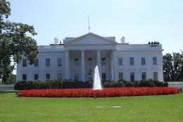 The White House , Mark B - September 2013