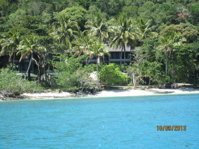 Fitzroy Island Day Trip from Cairns