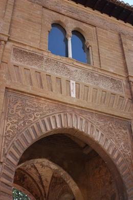 Alhambra door, SCV - December 2012