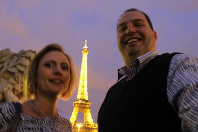 At night............... - Paris