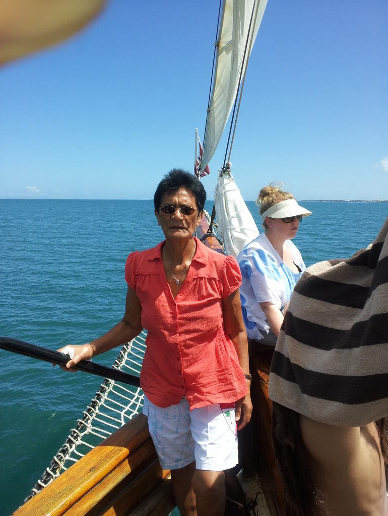 Nadi Tivua Island Day Cruise Including Snorkeling and BBQ Lunch photo 24