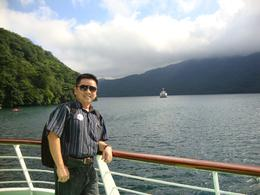 Lake Ashi cruise, KAVIN SIM - September 2010