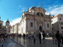 Touring Old Town Dubrovnik , Sandra K - October 2012