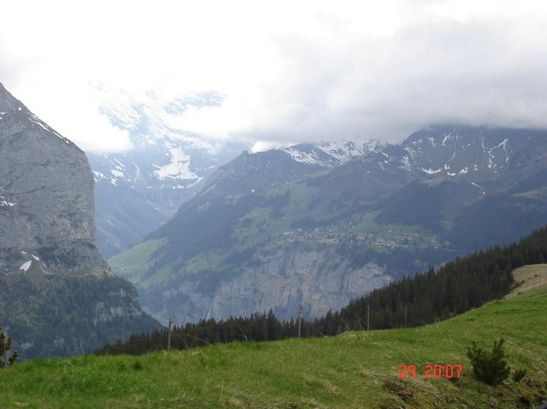 Eiger - Jungfrau Glacier Panorama View (from Zurich) photo 29