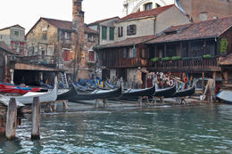 Gondolas are made here. , Rick Reynolds - June 2013