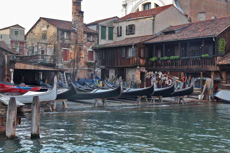 Gondola Shop - Venice