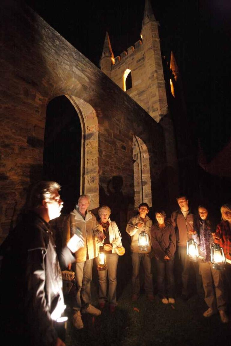 Historic Ghost Tour at Port Arthur (Photograph by Simon Birch) - Hobart