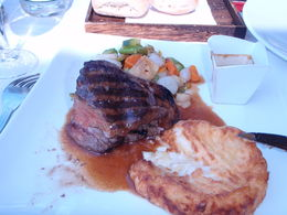 The food was so well presented and it was delicious. , Nicole R - December 2015