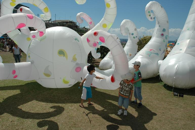 Inflatable Sea Creatures? -