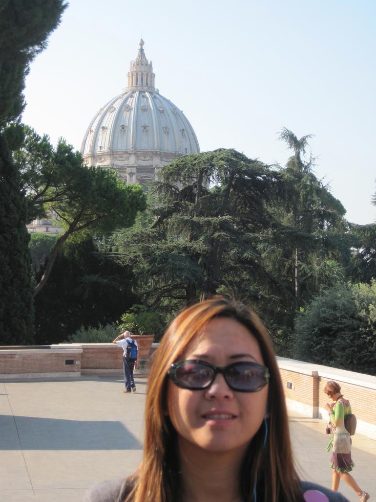 It's me! - Rome