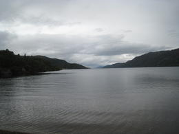 A view from Fort Augustus on the Lake of Loch Ness. , Marcello NL - October 2012