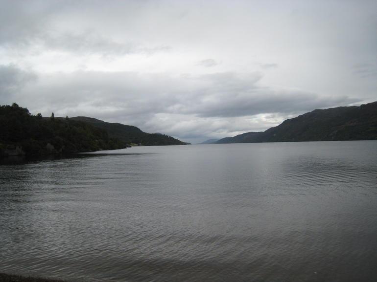 Loch Ness - Edinburgh
